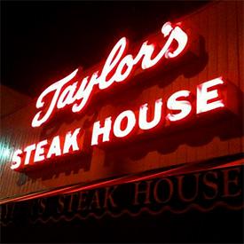 The original Taylor's