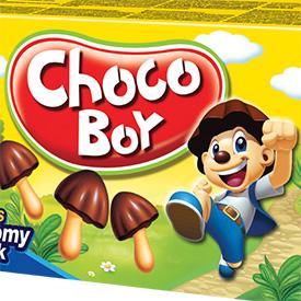 Choco Boy is ... a mushroom?